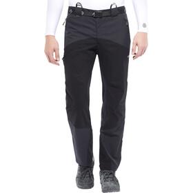 Directalpine Mountainer Spodnie Mężczyźni short czarny